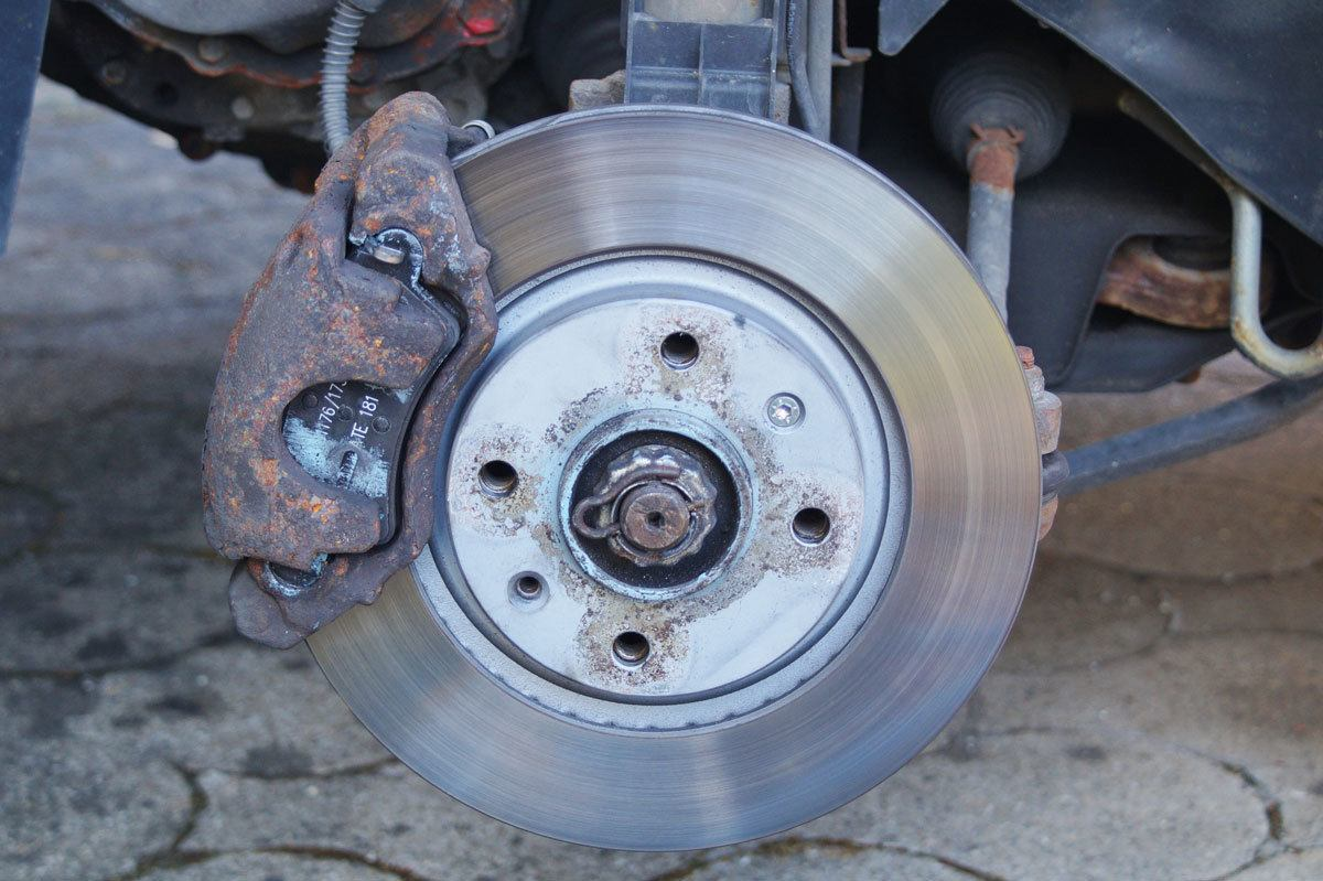 How to Tell If Brake Rotors Are Bad